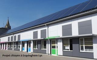 projet citoyen solaire en nord
