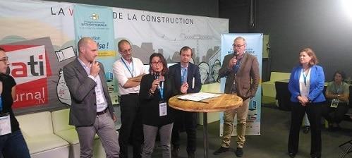 congres national batiment durable 2018 SCOP BTP Nord