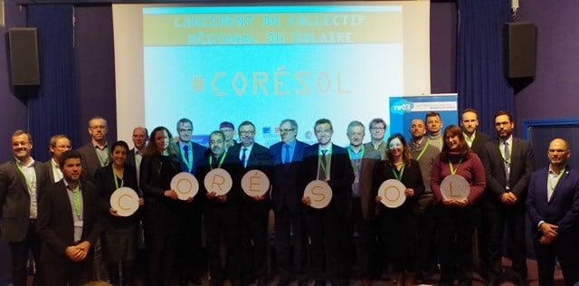 lancement coresol HdF 2018 - cd2e