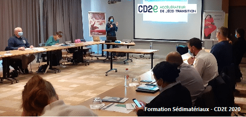 formation sedimateriaux CD2E 2020