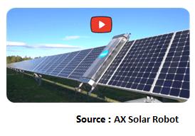 source AX Solar Robot